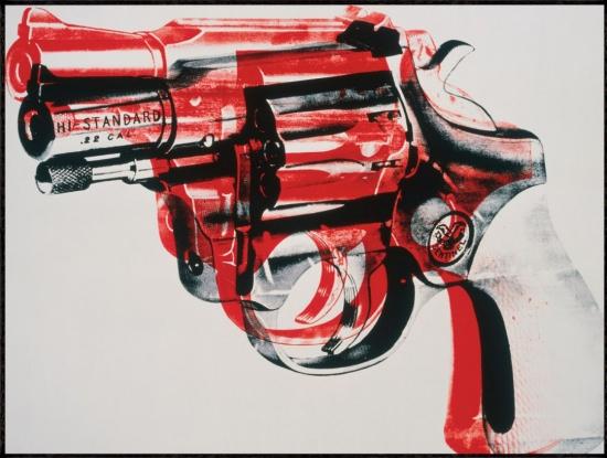 Warhol Pistol