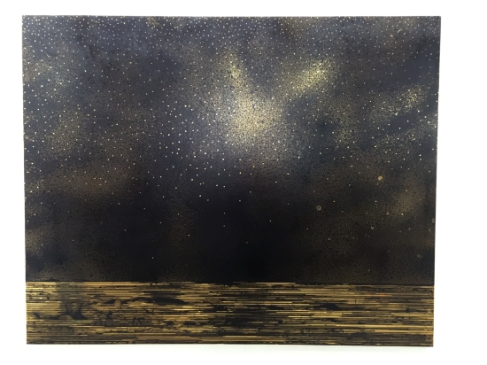 Teresita Fernandez - Golden (Constellation I)